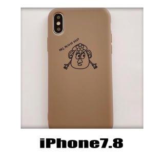 トイストーリー(トイ・ストーリー)のミセスポテトヘッド   トイストーリー iPhone7 iPhone8 ケース(iPhoneケース)