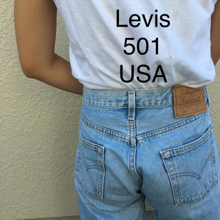 Levi's - vintage 90s USA製 リーバイス 501 ジーンズ  シンゾーン