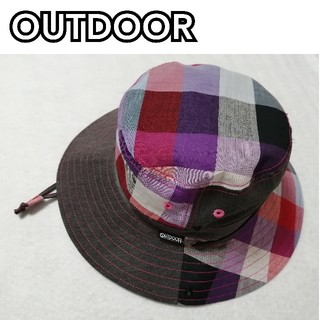 OUTDOOR PRODUCTS - OUTDOOR/アウトドアハット