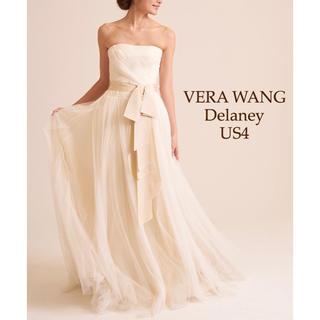 ヴェラウォン(Vera Wang)のverawang delaney US4 デラニー(ウェディングドレス)
