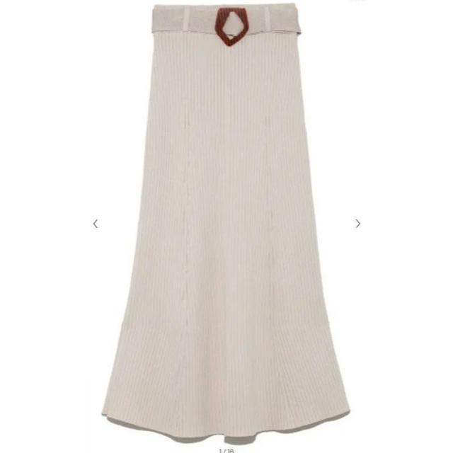 Lily Brown(リリーブラウン)のLily Brown スカート レディースのスカート(ロングスカート)の商品写真