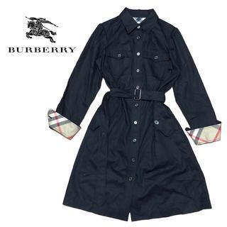 BURBERRY - 【値下げ交渉あり】バーバリーロンドン ロングコート レディース
