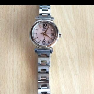 セイコー(SEIKO)のSEIKO lk腕時計 レディース(腕時計)