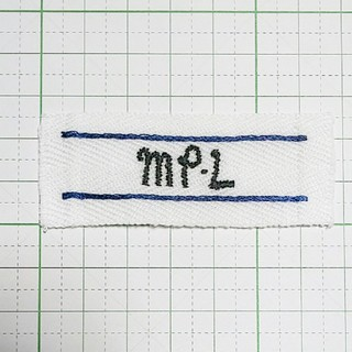 ミナペルホネン(mina perhonen)の正規品 タグ♪ミナペルホネン 刺繍(各種パーツ)