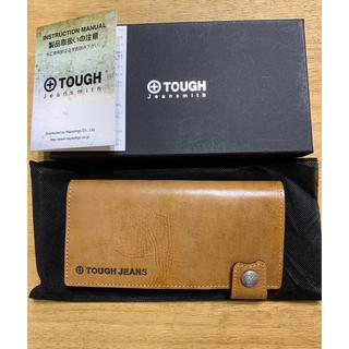 タフ(TOUGH)のTOUGH jeansmith 長財布(長財布)