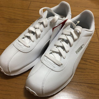 プーマ(PUMA)のPUMA(ホワイト)【Men's /25.0/新品】(スニーカー)
