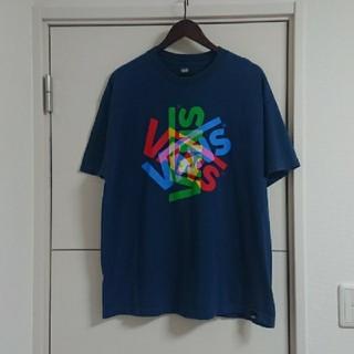 ヴァンズ(VANS)のVANS バンズ ロゴTシャツ ビッグシルエット 海外古着(Tシャツ/カットソー(半袖/袖なし))