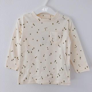 サマンサモスモス(SM2)の新品! サマンサモスモス 長袖カットソー 95(Tシャツ/カットソー)