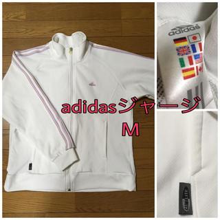 adidas - adidas ジャージ レディース M