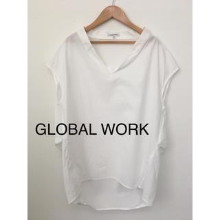 グローバルワーク(GLOBAL WORK)のGLOBAL WORK シンプル カットソー (カットソー(半袖/袖なし))