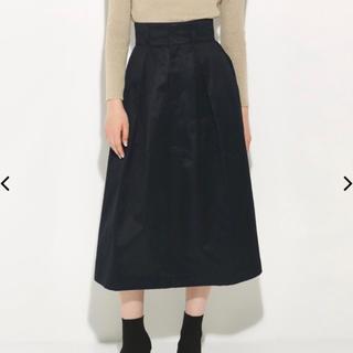 スライ(SLY)のSLY 新品 スカート ネイビー(ロングスカート)