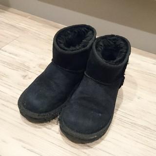 ヴァンズ(VANS)のVANSブーツ 黒 19センチ(ブーツ)
