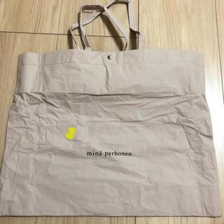 ミナペルホネン(mina perhonen)のミナペルホネン  ショップ袋(ショップ袋)