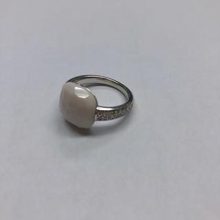 ポメラート(Pomellato)のポメラート ダイヤ ホワイトゴールド リング(リング(指輪))