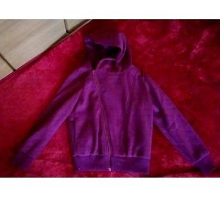 ファンキーフルーツ(FUNKY FRUIT)のパーカー 紫 ギャル ケラ ロック(パーカー)