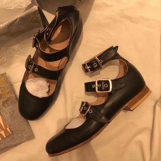 ヴィヴィアンウエストウッド(Vivienne Westwood)のヴィヴィアンウエストウッド ロマンスリーストラップ (ローファー/革靴)