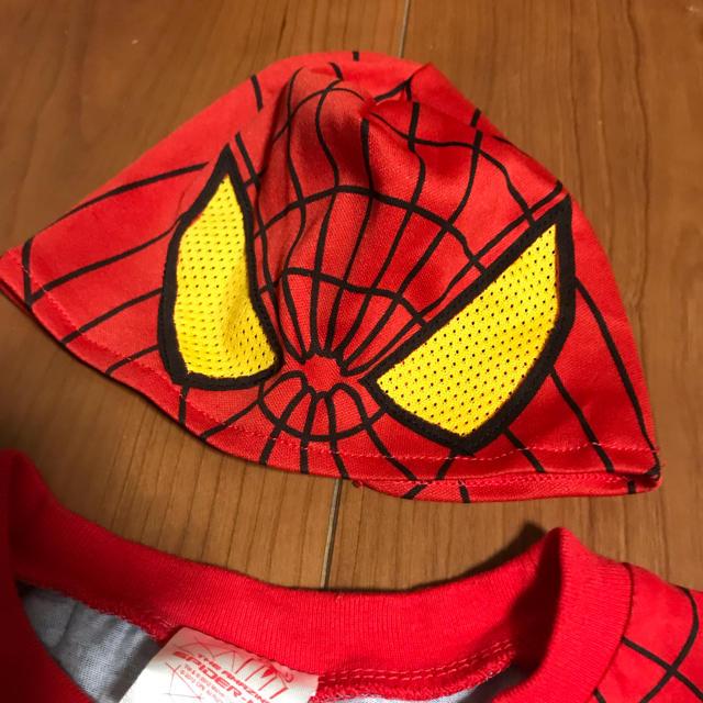 MARVEL(マーベル)のスパイダーマン ハロウィン エンタメ/ホビーのコスプレ(衣装)の商品写真