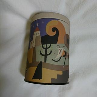 カルディ(KALDI)のカルディ コーヒー キャニスター缶 伝説柄(容器)
