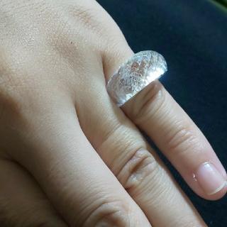 ヨンドシー(4℃)の4℃☆クリスタルリング(リング(指輪))