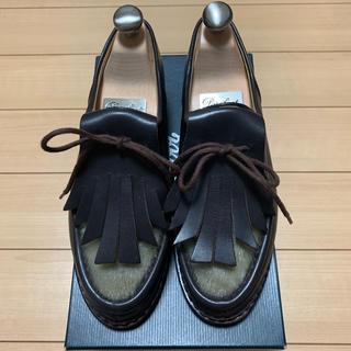 パラブーツ(Paraboot)の Linn様専用 美品 パラブーツ レディースミカエル フォックサイズ4(ローファー/革靴)