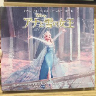 アナトユキノジョオウ(アナと雪の女王)のアナと雪の女王 オリジナル・サウンドトラックーデラックス・エディションー(キッズ/ファミリー)