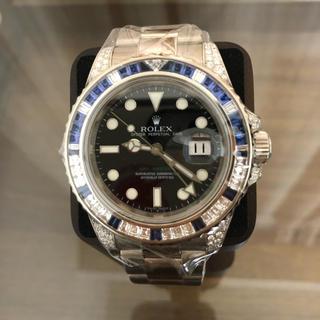 ロレックス(ROLEX)の激レア!ロレックス GMTマスターII 116759SA(腕時計(アナログ))