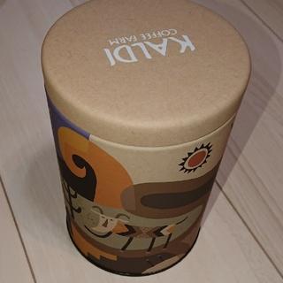 カルディ(KALDI)のカルディ 伝説柄キャニスター缶(容器)