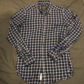 エイチアンドエム(H&M)のH&Mボタンダウンシャツ(シャツ)