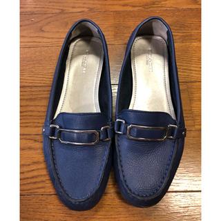 コーチ(COACH)のコーチ靴(ローファー/革靴)