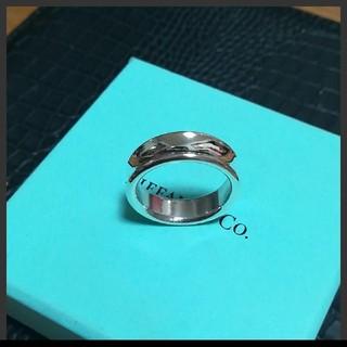 ティファニー(Tiffany & Co.)のティファニー1837 ナローリング(リング(指輪))