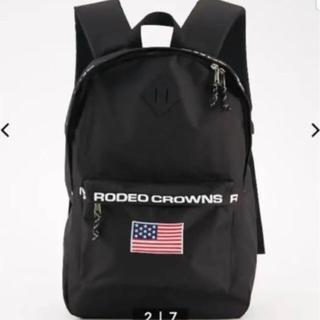 ロデオクラウンズワイドボウル(RODEO CROWNS WIDE BOWL)のロデオクラウンズ リュック(リュック/バックパック)