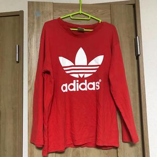 アディダス(adidas)のアディダス80'sヴィンテージ(Tシャツ/カットソー(七分/長袖))