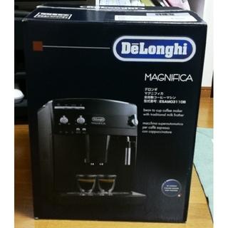 DeLonghi - 【週末限定値下げ!】デロンギ 全自動コーヒーメーカー マグニフィカ