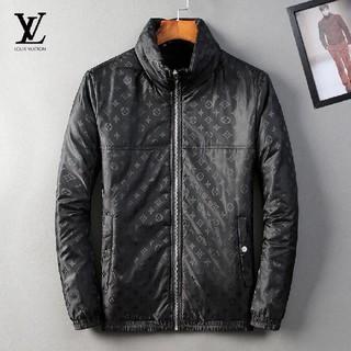 ルイヴィトン(LOUIS VUITTON)のジャケット綿入れ    美品(Gジャン/デニムジャケット)