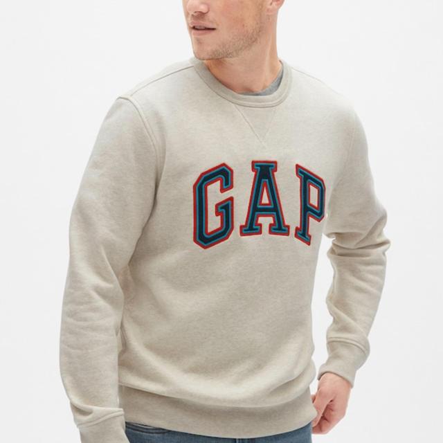 GAP(ギャップ)のgap ロゴ トレーナー メンズのトップス(スウェット)の商品写真