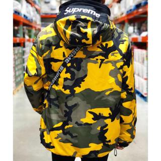 シュプリーム(Supreme)のSupreme 17aw half zip pullover 希少XL(マウンテンパーカー)