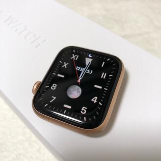 アップルウォッチ(Apple Watch)のApple Watch series4(スマートフォン本体)