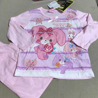 ぼんぼんりぼん - 新品未使用 光るパジャマ ぼんぼんりぼん 110cm