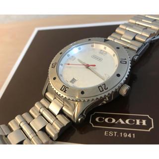 コーチ(COACH)の【 COACH 】腕時計 メンズ(腕時計(アナログ))