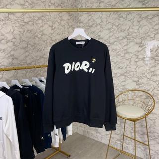 ディオール(Dior)の大人気美品☆Dior X Kaws 刺繍パーカー 男女兼用z(トレーナー/スウェット)
