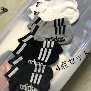 adidas - adidas、靴下、4点セット、韓国、海外、NIKE、PUMA、Bershka