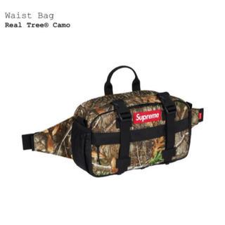 Supreme - Supreme Waist bag 2019FW real tree camo