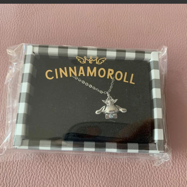 サンリオ(サンリオ)のシナモロール ネックレス レディースのアクセサリー(ネックレス)の商品写真