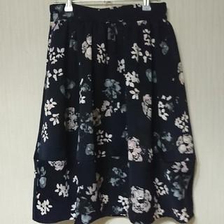 しまむら - 美品sorridere 花柄スカート