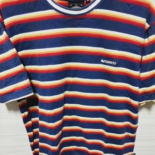 ヴァンズ(VANS)のVans 90s レインボーtシャツ(Tシャツ/カットソー(半袖/袖なし))