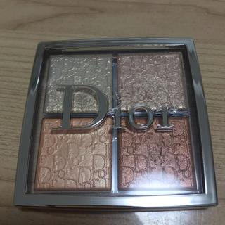 ディオール(Dior)のDior バックステージフェイスグロウパレット002(フェイスカラー)