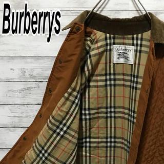 BURBERRY - バーバリー 90s キルティング ジャケット プローサム 激レア ビンテージ