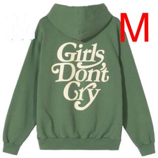 GDC - gdc Girls Don't Cry ガールズドントクライ パーカー グリーン