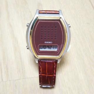 セイコー(SEIKO)のSEIKO音声デジタルウオッチ SBJS010(腕時計)