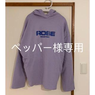 シュプリーム(Supreme)のmartine rose 変形パーカー(パーカー)